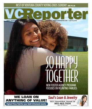VC Reporter_So Happy Together_July 2019 Cover